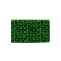 Christmas Pattern Cosmetic Bag (xs) by tarastyle