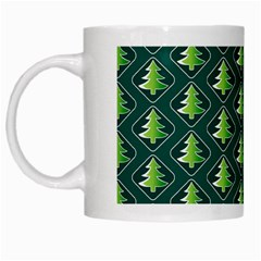 Christmas Pattern White Mugs by tarastyle