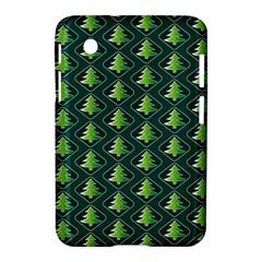 Christmas Pattern Samsung Galaxy Tab 2 (7 ) P3100 Hardshell Case  by tarastyle
