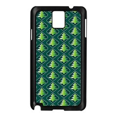 Christmas Pattern Samsung Galaxy Note 3 N9005 Case (black) by tarastyle