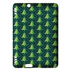 Christmas Pattern Kindle Fire Hdx Hardshell Case by tarastyle