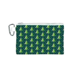 Christmas Pattern Canvas Cosmetic Bag (s) by tarastyle