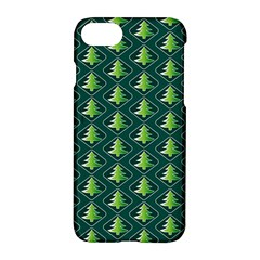 Christmas Pattern Apple Iphone 7 Hardshell Case by tarastyle