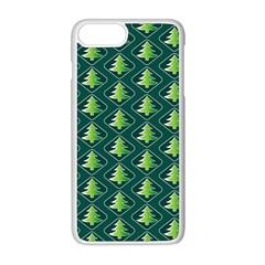Christmas Pattern Apple Iphone 8 Plus Seamless Case (white)