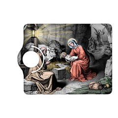 The Birth Of Christ Kindle Fire Hd (2013) Flip 360 Case by Valentinaart