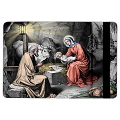 The Birth Of Christ Ipad Air 2 Flip by Valentinaart