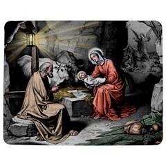 The Birth Of Christ Jigsaw Puzzle Photo Stand (rectangular) by Valentinaart