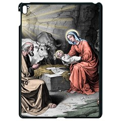 The Birth Of Christ Apple Ipad Pro 9 7   Black Seamless Case by Valentinaart
