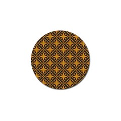 Christmas Pattern Golf Ball Marker (10 Pack) by tarastyle