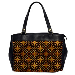 Christmas Pattern Office Handbags by tarastyle