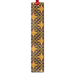 Christmas Pattern Large Book Marks by tarastyle