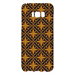 Christmas Pattern Samsung Galaxy S8 Plus Hardshell Case  by tarastyle