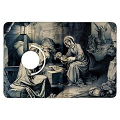 The Birth Of Christ Kindle Fire Hdx Flip 360 Case by Valentinaart