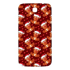 Christmas Pattern Samsung Galaxy Mega I9200 Hardshell Back Case by tarastyle