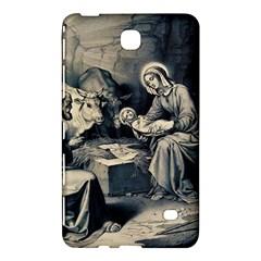 The Birth Of Christ Samsung Galaxy Tab 4 (8 ) Hardshell Case  by Valentinaart