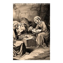 The Birth Of Christ Shower Curtain 48  X 72  (small)  by Valentinaart