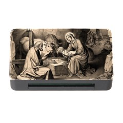 The Birth Of Christ Memory Card Reader With Cf by Valentinaart