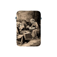 The Birth Of Christ Apple Ipad Mini Protective Soft Cases by Valentinaart