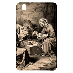 The Birth Of Christ Samsung Galaxy Tab Pro 8 4 Hardshell Case by Valentinaart
