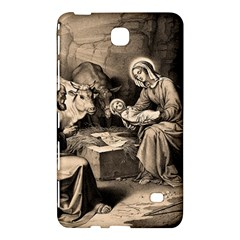 The Birth Of Christ Samsung Galaxy Tab 4 (8 ) Hardshell Case  by Valentinaart