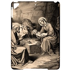 The Birth Of Christ Apple Ipad Pro 9 7   Hardshell Case by Valentinaart