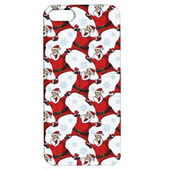 Christmas Pattern Apple Iphone 5 Hardshell Case With Stand by tarastyle