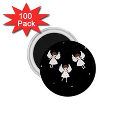 Christmas Angels  1 75  Magnets (100 Pack)