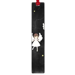 Christmas Angels  Large Book Marks by Valentinaart