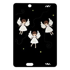 Christmas Angels  Amazon Kindle Fire Hd (2013) Hardshell Case by Valentinaart