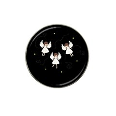 Christmas Angels  Hat Clip Ball Marker (10 Pack) by Valentinaart
