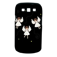 Christmas Angels  Samsung Galaxy S Iii Classic Hardshell Case (pc+silicone) by Valentinaart