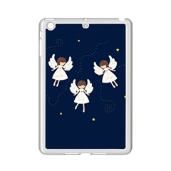 Christmas Angels  Ipad Mini 2 Enamel Coated Cases by Valentinaart