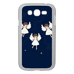 Christmas Angels  Samsung Galaxy Grand Duos I9082 Case (white)