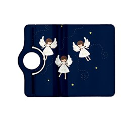 Christmas Angels  Kindle Fire Hd (2013) Flip 360 Case by Valentinaart