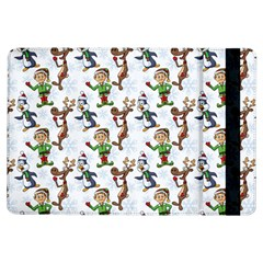 Christmas Pattern Ipad Air Flip by tarastyle