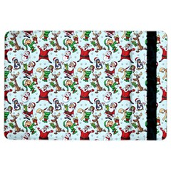 Christmas Pattern Ipad Air 2 Flip by tarastyle