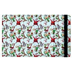 Christmas Pattern Apple Ipad Pro 12 9   Flip Case by tarastyle