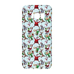 Christmas Pattern Samsung Galaxy S8 Hardshell Case  by tarastyle