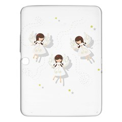 Christmas Angels  Samsung Galaxy Tab 3 (10 1 ) P5200 Hardshell Case  by Valentinaart