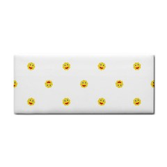 Happy Sun Motif Kids Seamless Pattern Cosmetic Storage Cases by dflcprintsclothing