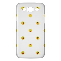 Happy Sun Motif Kids Seamless Pattern Samsung Galaxy Mega 5 8 I9152 Hardshell Case  by dflcprintsclothing