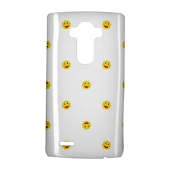 Happy Sun Motif Kids Seamless Pattern Lg G4 Hardshell Case by dflcprintsclothing