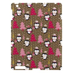 Christmas Pattern Apple Ipad 3/4 Hardshell Case by tarastyle