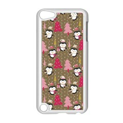 Christmas Pattern Apple Ipod Touch 5 Case (white) by tarastyle
