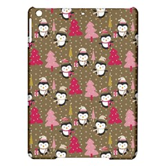 Christmas Pattern Ipad Air Hardshell Cases by tarastyle