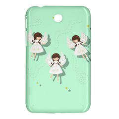 Christmas Angels  Samsung Galaxy Tab 3 (7 ) P3200 Hardshell Case  by Valentinaart