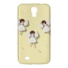 Christmas Angels  Samsung Galaxy Mega 6 3  I9200 Hardshell Case by Valentinaart