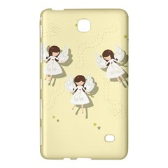 Christmas Angels  Samsung Galaxy Tab 4 (8 ) Hardshell Case  by Valentinaart