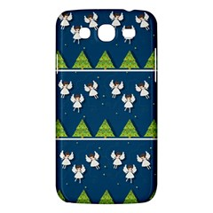 Christmas Angels  Samsung Galaxy Mega 5 8 I9152 Hardshell Case  by Valentinaart