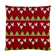 Christmas Angels  Standard Cushion Case (two Sides) by Valentinaart
